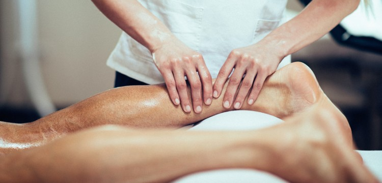 Beinmassage